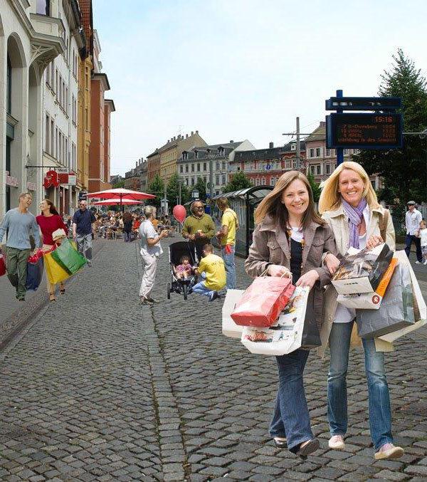 Der Lindenauer Markt – Ideen, Visionen und Strategien